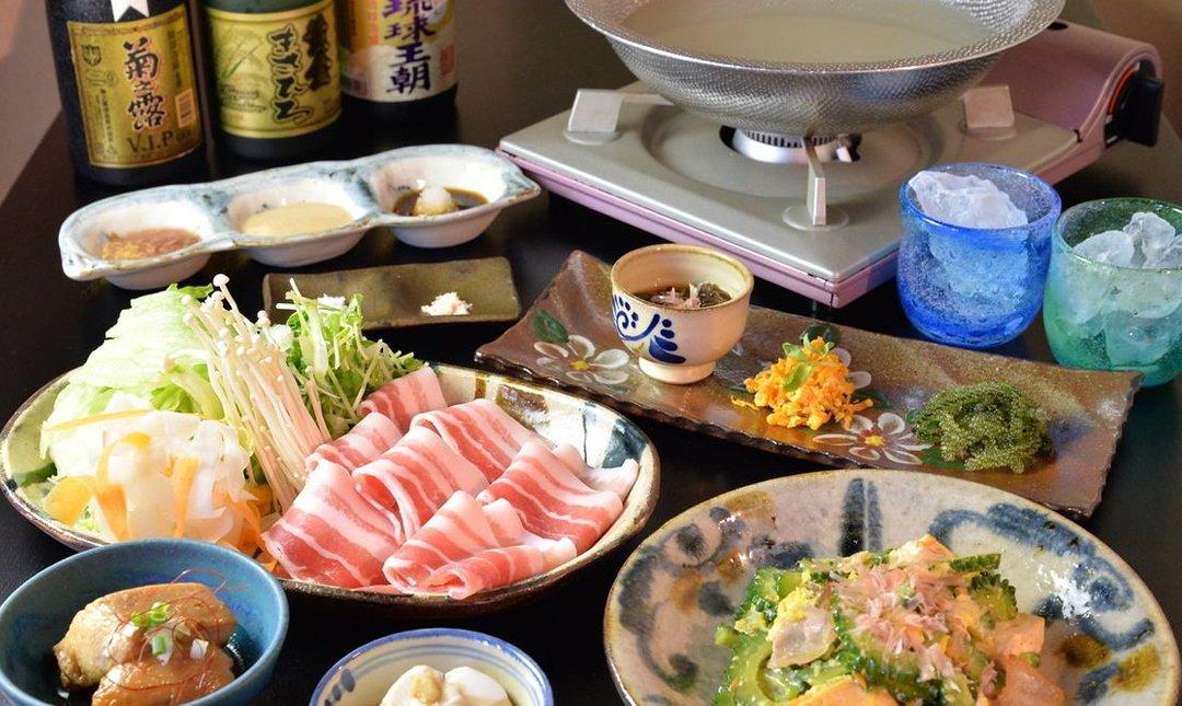 邸喜涮涮鍋-阿古豬涮涮鍋套餐