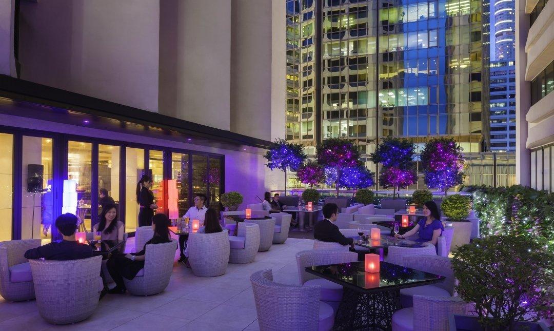 港威酒店 Be on Canton-3/5 香檳「最紅」派對 - 香檳小食放題