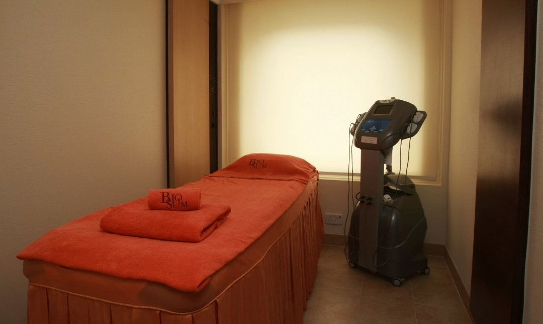 BioSlim Slimfit Centre-冰火溶脂立即瘦療程