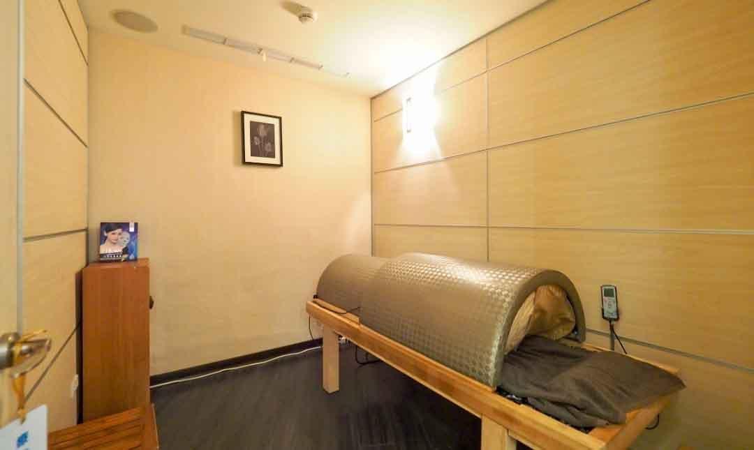 SPAU佳利安美生館  小巨蛋直營店-神之湯岩盤浴 + 負離子面罩 90 min