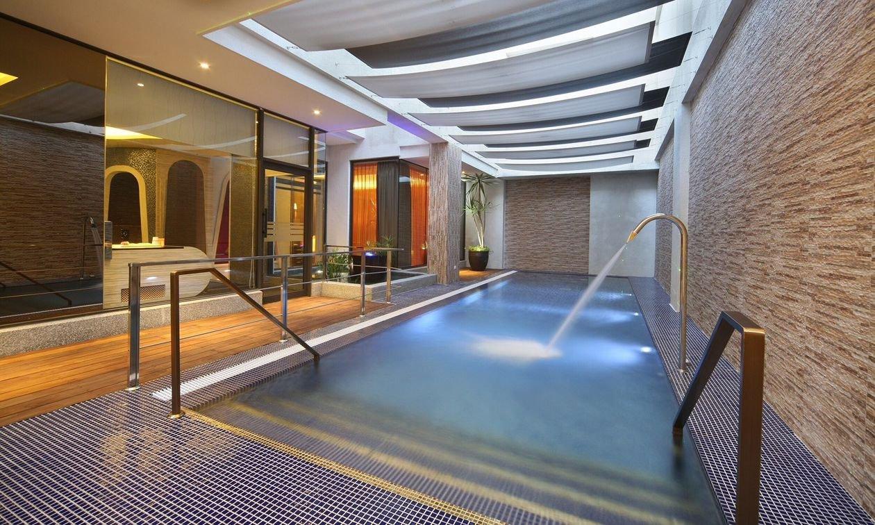 Mulan Villa Spa Motel Taichung-Villa Suite with Swimming Pool