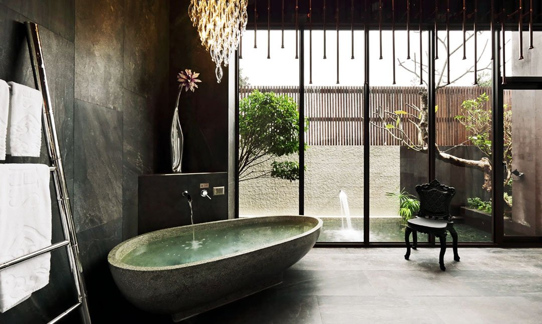 Mulan Villa Spa Motel Taichung-Deluxe Suite