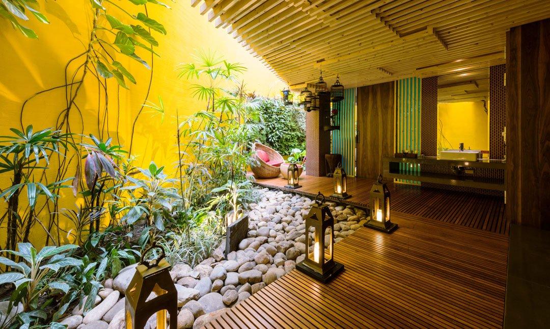 台中沐蘭精品旅館-水舞villa房 | 最奢華頂級房