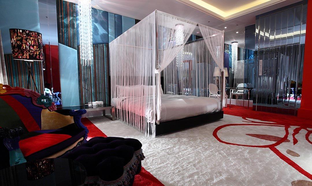 台北沐蘭精品旅館-蝶舞房 | 12h 全通路最低價