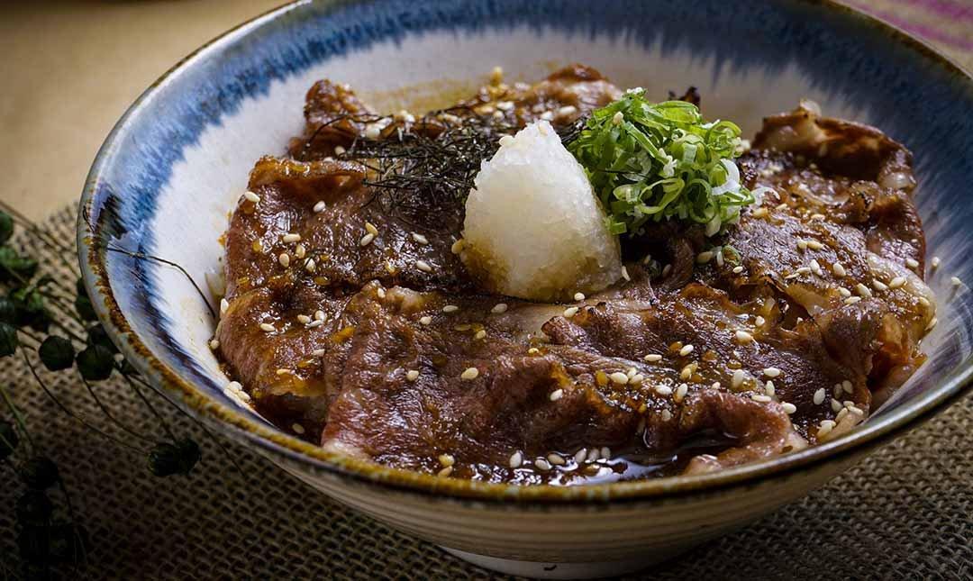 ICHI 信義安和站-經典日式燒肉飯 + Orion 生啤 1 杯