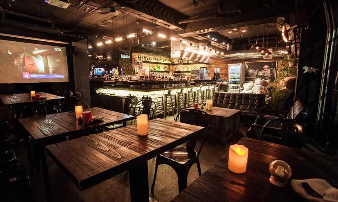 熊燒 Bar 創意餐酒館 南京三民站-辣雞翅 + 脆皮薯條 + 生啤 2 杯