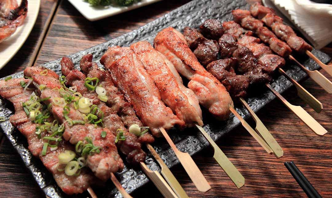 熊燒 Bar 創意餐酒館 南京三民站-18 串串燒 + 啤酒 2 瓶