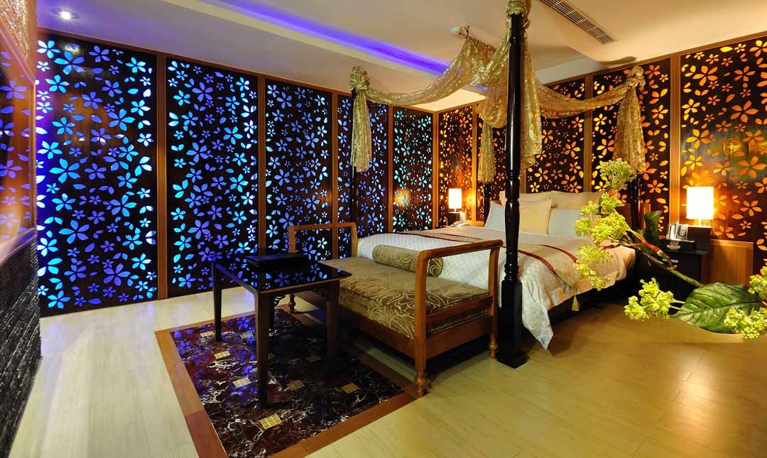 美麗殿精品旅館-中和館-精緻車庫房|晚鳥入住最優惠