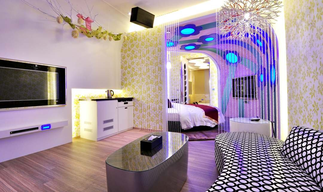 美麗海精品旅館-豪華商務房 3h|無車庫