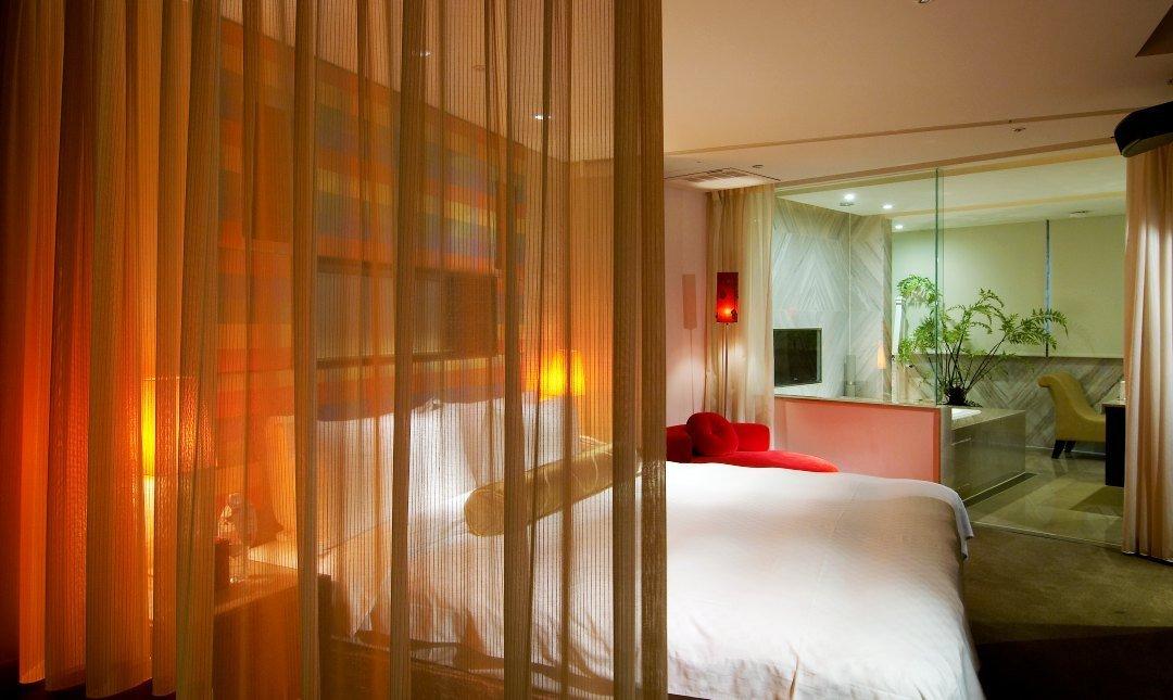 Tango Motel 天豪屋-天閣客房 4h|按摩浴缸 + 蒸氣室