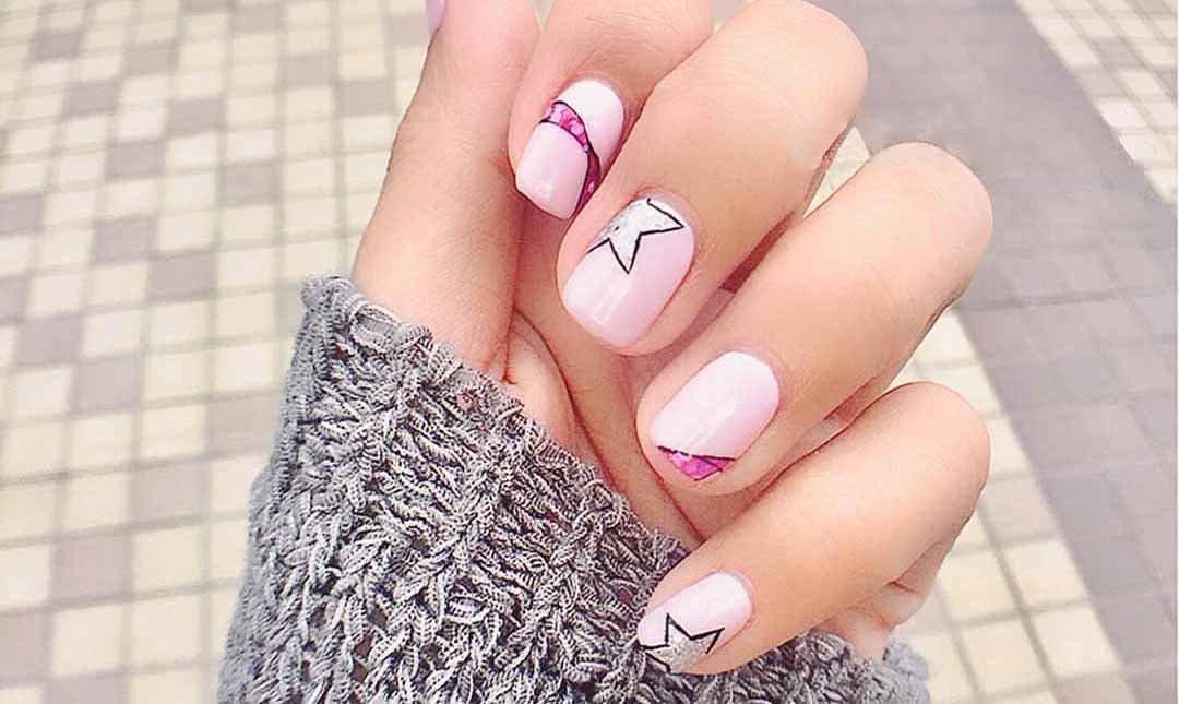 帔蘿美甲Pearl Nail-手部單色輕凝膠
