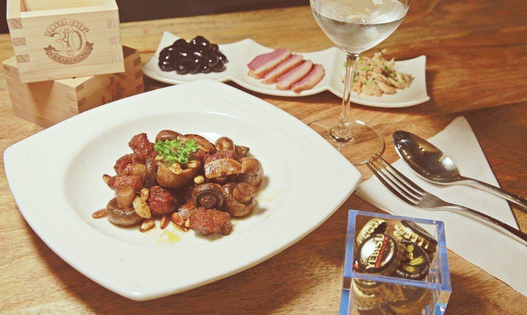 心白 Bistro & Bar-清酒達人 | 佐酒食物 + 日式佐酒清酒