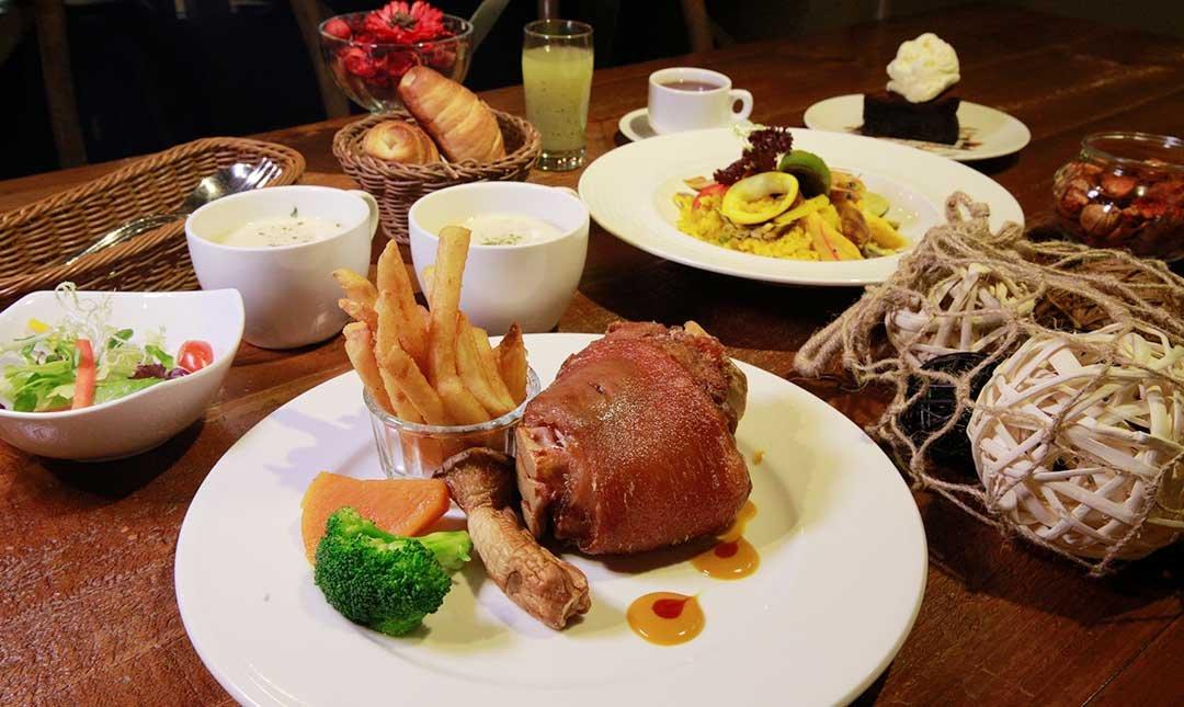 Belém 貝倫烘焙餐坊-歐式經典|精選雙人豬腳饗宴