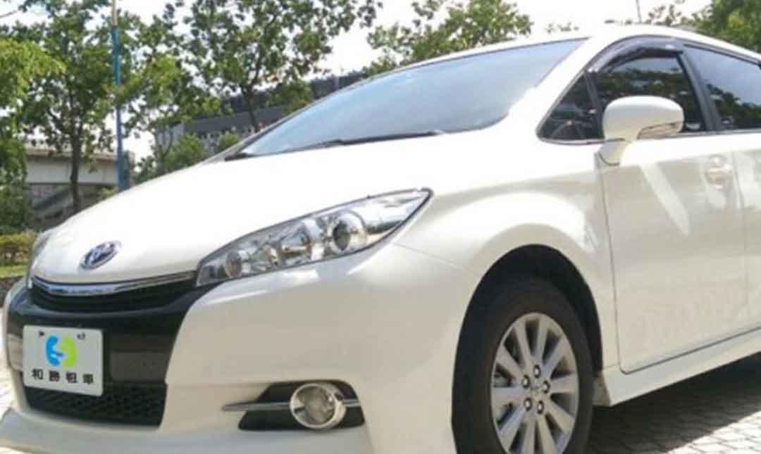 gogoout 和勝租車 ( 近南港展覽館站 )-七人座休旅車