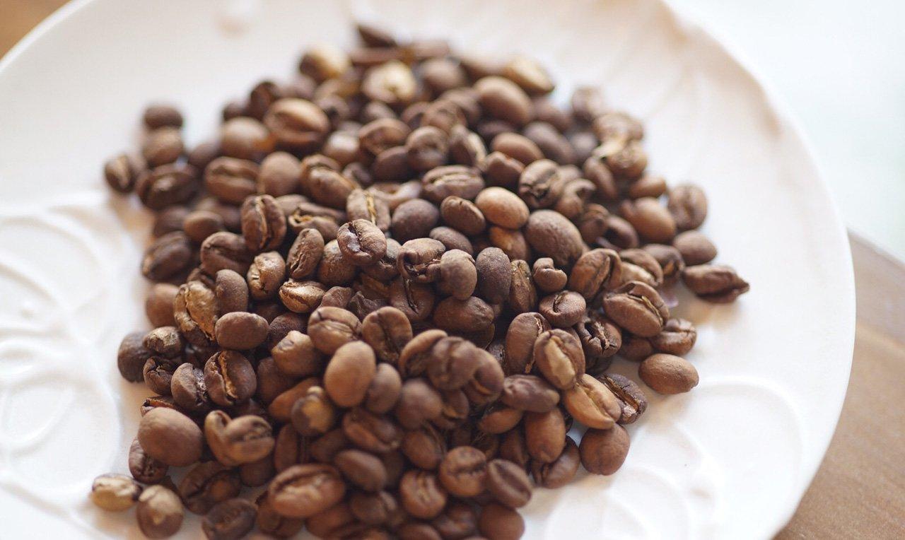 玉城自家烘焙咖啡-本日自家烘焙咖啡豆 100g