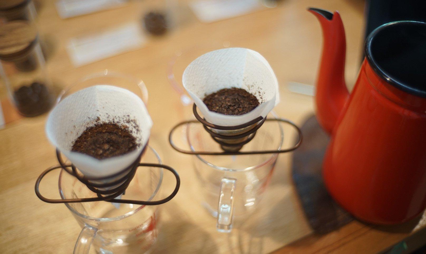 玉城自家烘焙咖啡-自家烘焙手沖咖啡外帶杯 (熱)