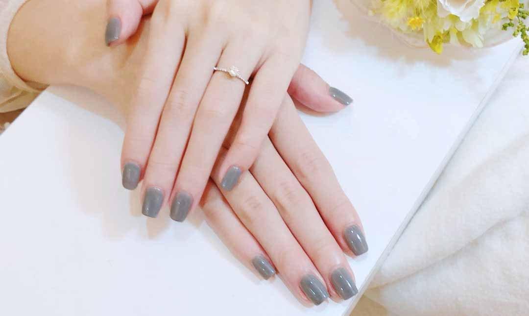 Daimie Beauty Salon-手部單色凝膠