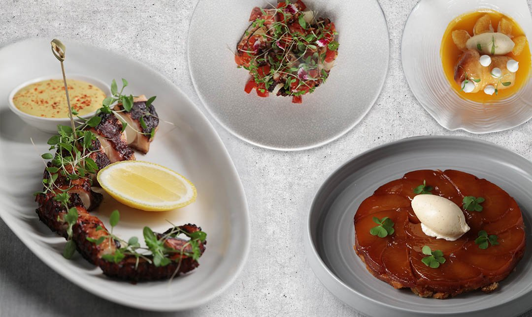 S restaurant & bar-頂級法式 | 晚間套餐
