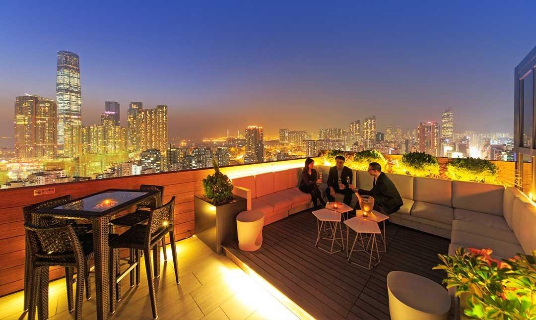 Horizonte Lounge-除夕派對