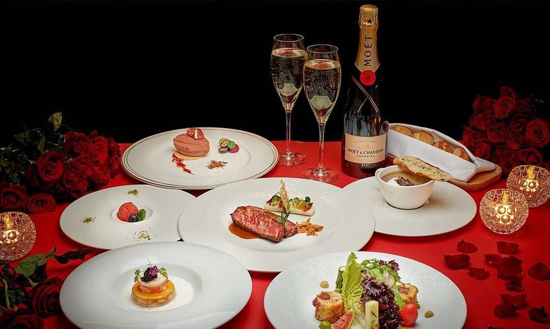台北美福 GMT 義法餐廳 | 劍南路站-義法經典料理|精選雙人套餐