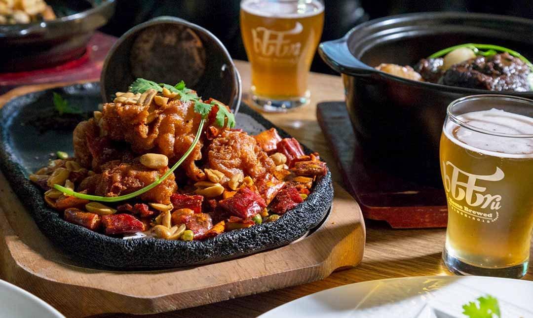 bEEru 啤調客啤酒屋 | 忠孝敦化站-沁涼生啤|雙人套餐|免服務費