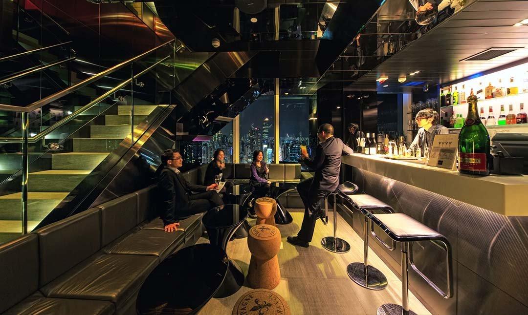 Horizonte Lounge-木的地酒店高空酒吧