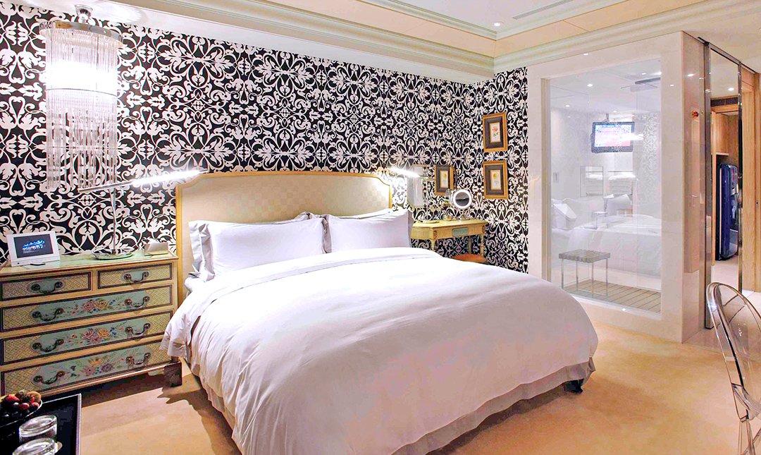 台北怡亨五星酒店-怡亨套房   連住兩晚近101