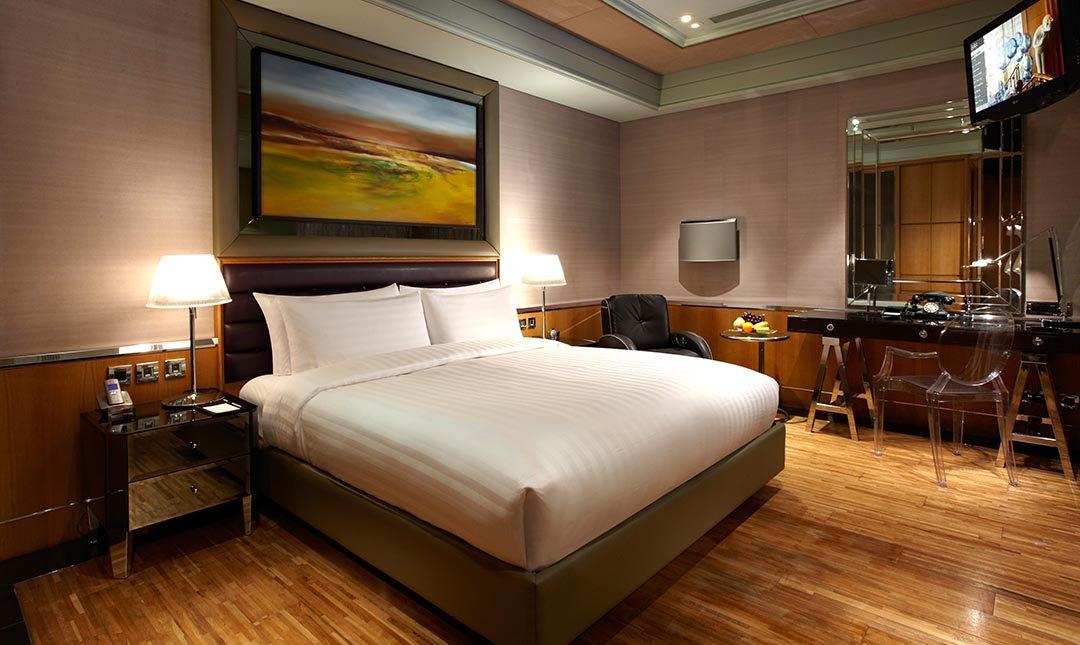 台北怡亨五星酒店-尊榮 9 號客房