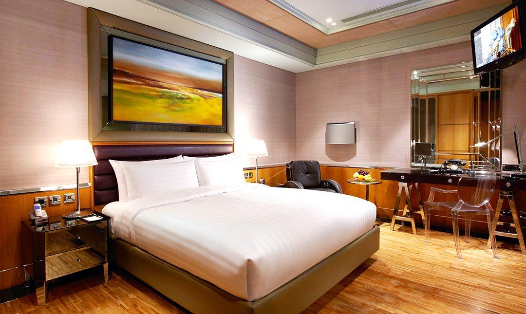 台北怡亨五星酒店-尊榮 9 號房   連住兩晚近101