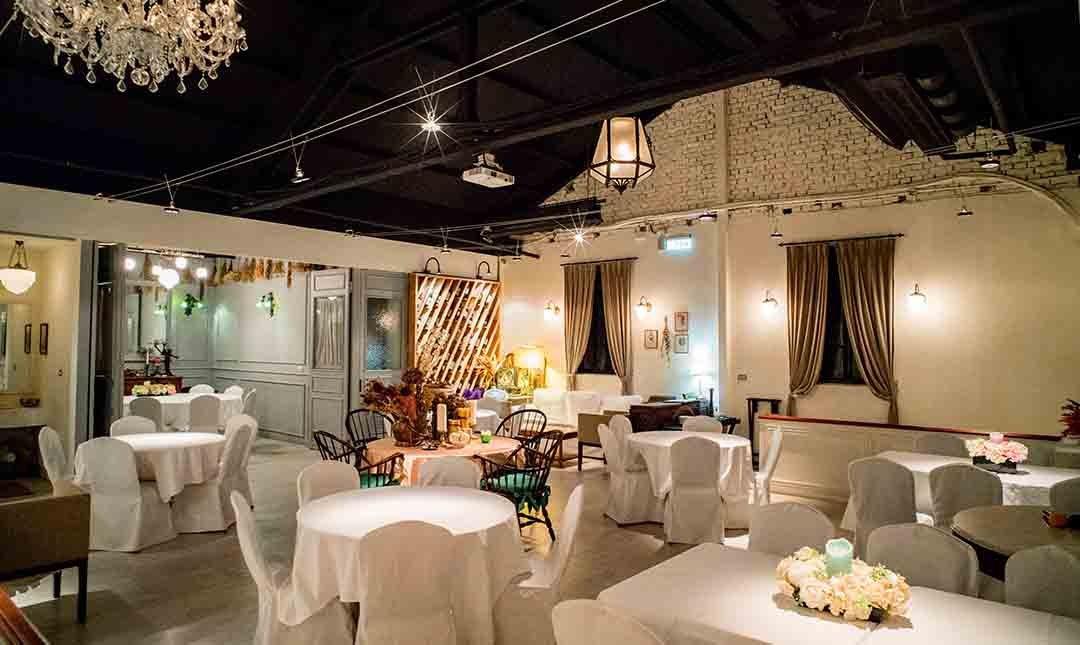 香頌私宅洋樓-私宅商業午餐|油封雞燉飯與溫泉蛋