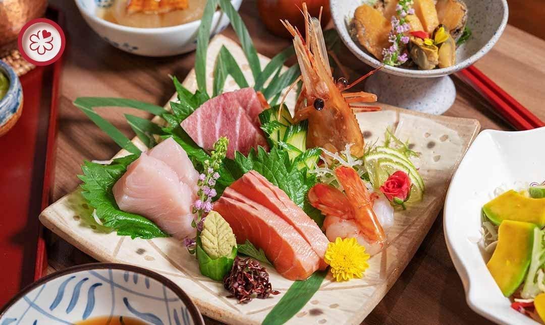 米其林餐盤|日本橋玉井-米其林月獨家豪華套餐