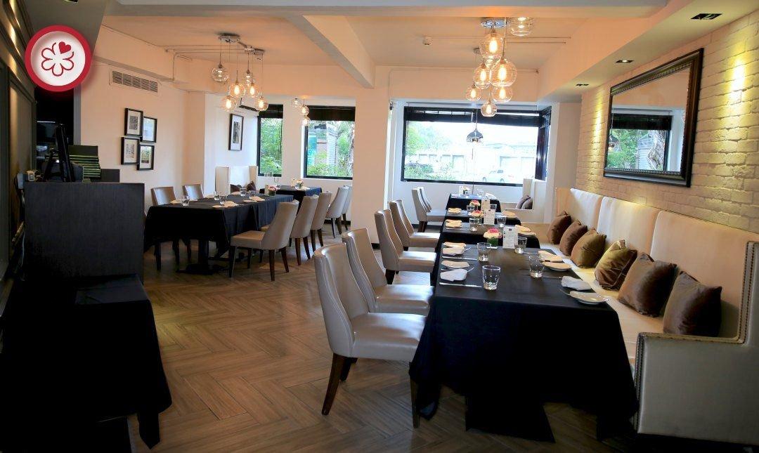 米其林餐盤 | L先生義法餐廳-單人午間套餐 | 獨家贈白酒