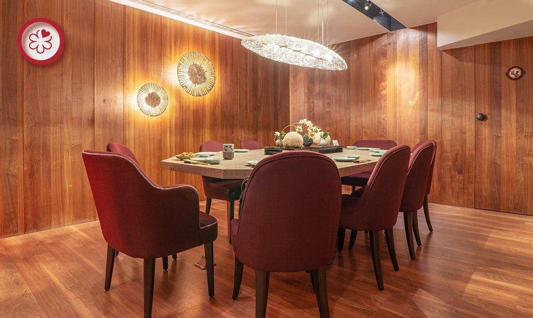 米其林餐盤   MARU 丸壽司-開業 13 年   雙人晚間料理