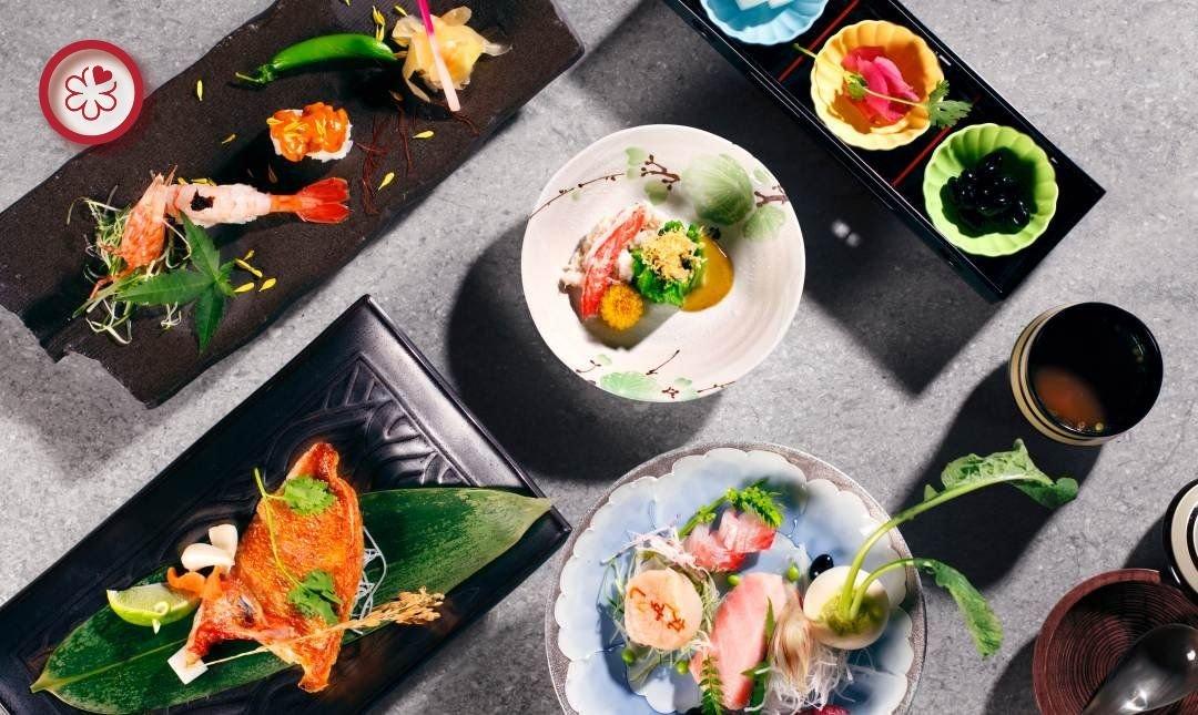 米其林餐盤 | MARU 丸壽司-單人晚餐 | 2人同行贈大吟釀