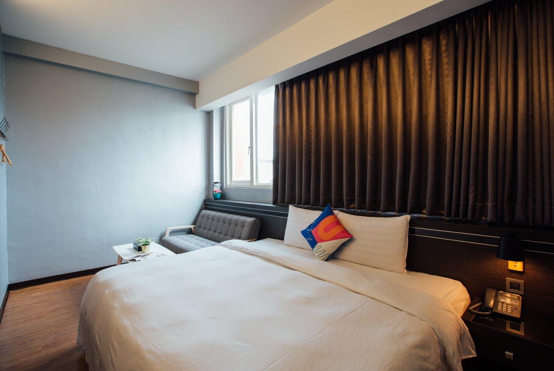 黃埔75旅店-豪華雙人房