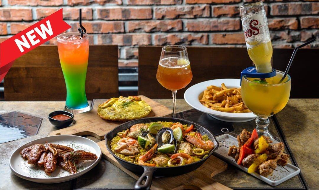 SOL bistro 料理小酒吧-享醉紅樓| 兩杯調酒送薯條或雞翅