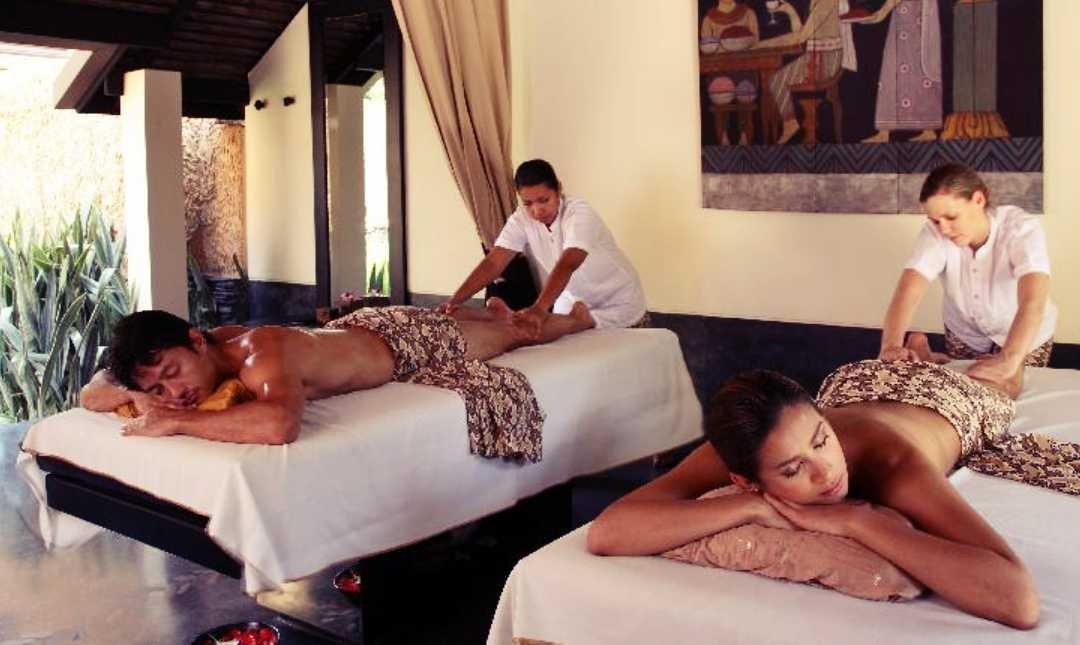 Mandara Spa - The Renaissance-2 Person | 2.5 Hours Massage + Spa