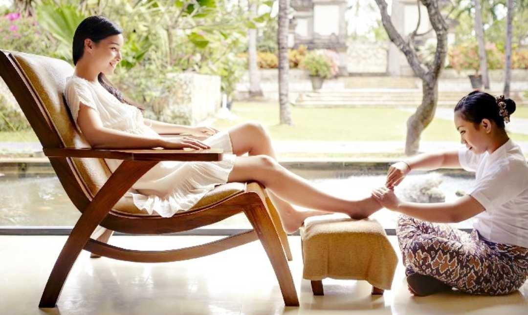 Mandara Spa - The Renaissance-2 Person | 80 Mins Body Massage + Foot Massage/Facial
