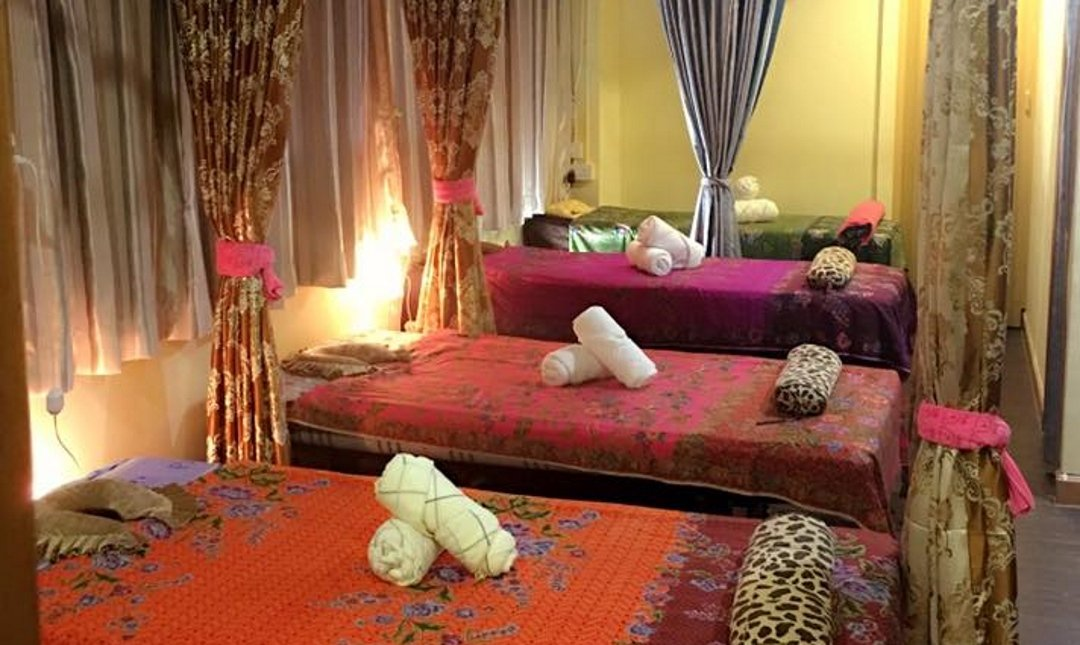 Mary Thai Massage-淋巴排毒 45分鐘