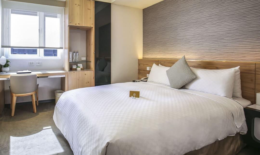 丹迪旅店 大安森林公園店-標準客房