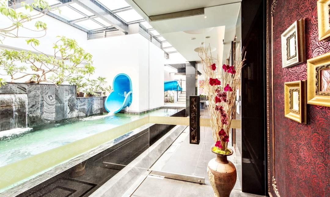 悅河精品旅館-奢華悅河泳池房 3h   狂歡最嗨滑水道