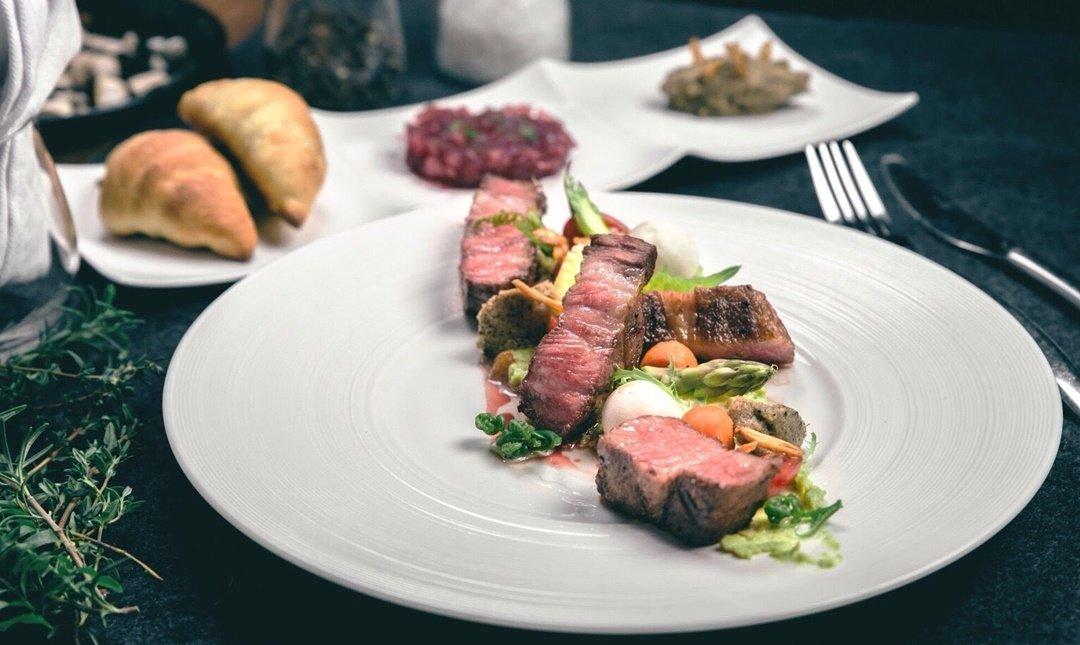 JK STUDIO 新義法料理 | 市政府站-情人節雙人套餐