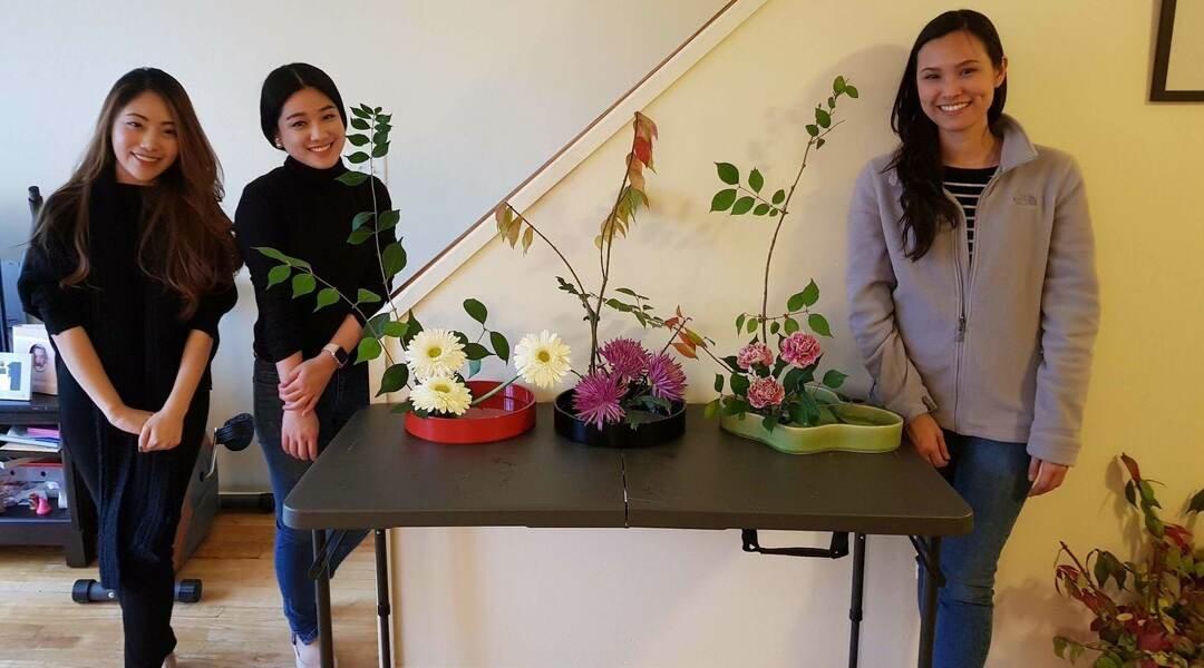 柊花工房-插花體驗