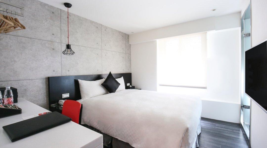 新尚旅店-不指定雙人房 12h