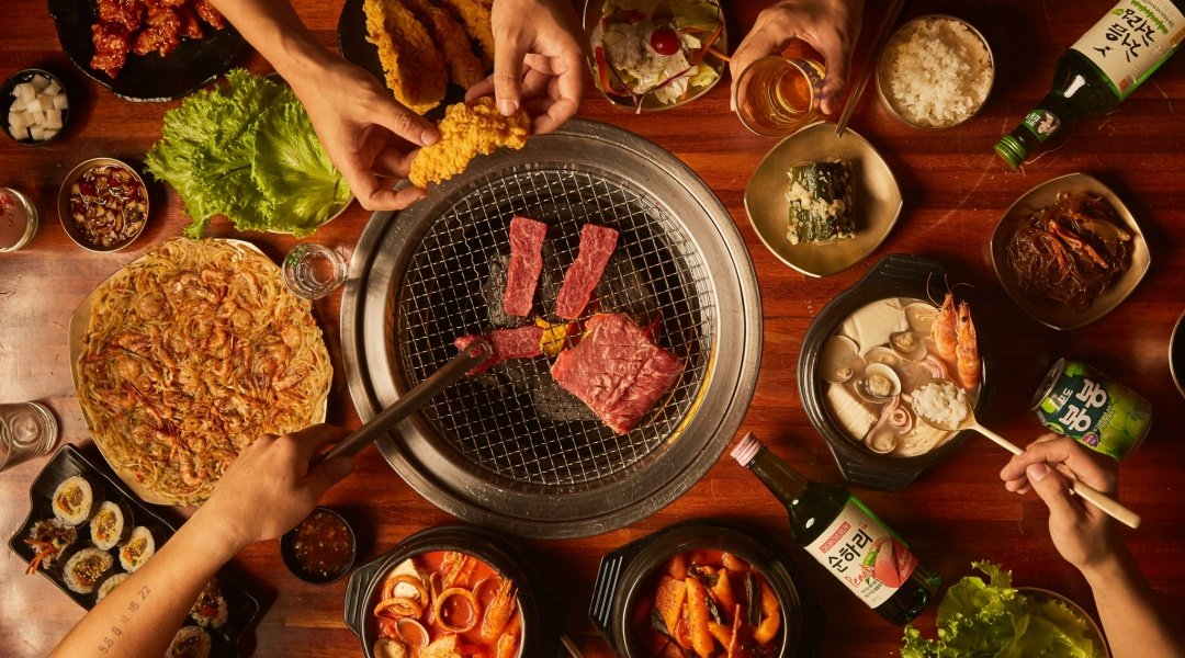 Meat Love 橡木炭火韓國烤肉 信義店-和牛雙人套餐