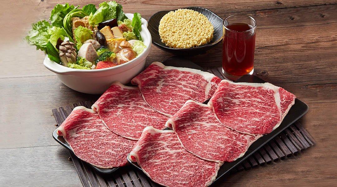 和牛涮 台南中華西店-外帶限定|極品生鮮鍋套餐系列