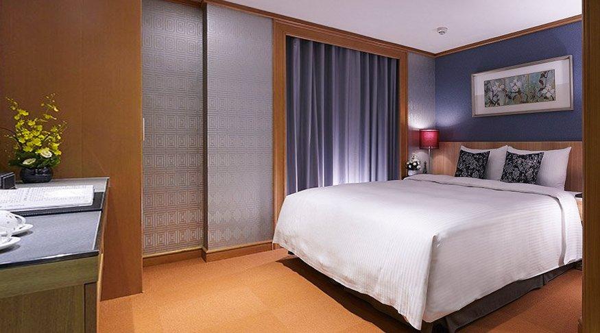 昇美精品旅店-標準客房 3h