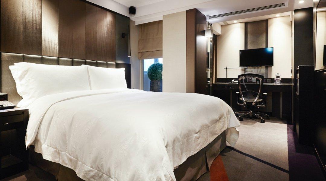 天閣酒店 復興館-不指定房型 2h|房內影音劇院