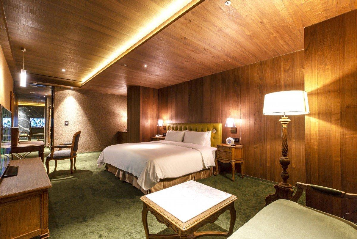 薆悅酒店 五權館-奢華歐洲風|尊爵套房