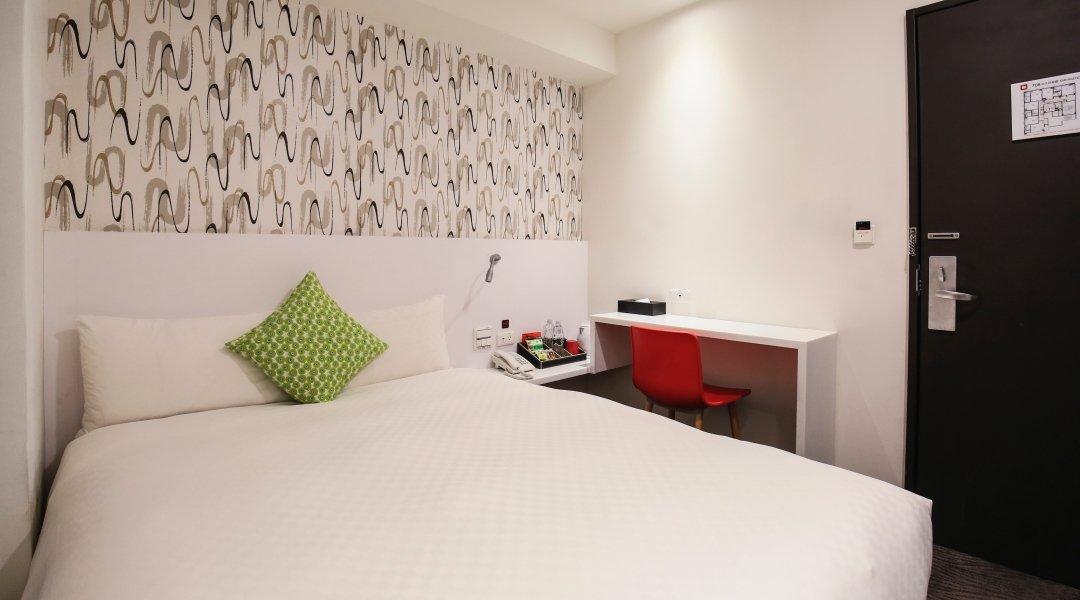 新尚旅店-不指定雙人房 4h|獨家加贈 0.5h
